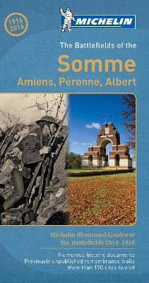 The Battlefields of the Somme - Michelin Green Guide : The Green Guide
