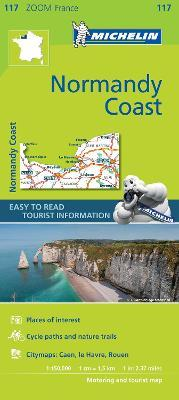 Normandy Coast Zoom Map 117