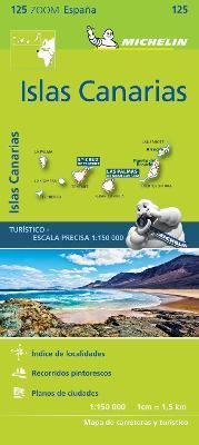 Iles Canaries - Zoom Map 125 : Map