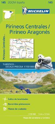 Pirineos Centrales - Zoom Map 145