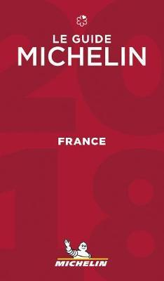 France - The MICHELIN guide 2018 2018
