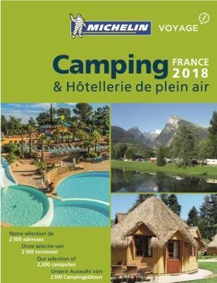 Camping guide france 2017 (michelin camping guides): amazon. Co. Uk.