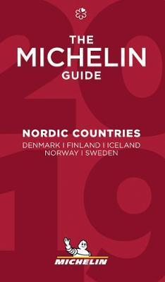 Nordic Countries - The MICHELIN Guide 2019 : The Guide MICHELIN