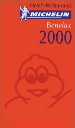 Michelin Red Guide 2000: Benelux