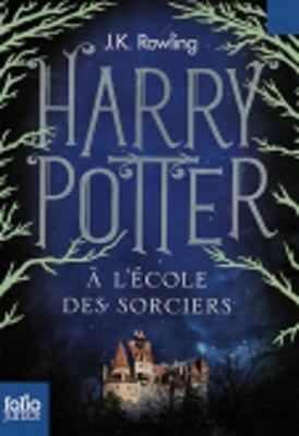 Harry Potter a l'ecole des sorciers FOLIO JUNIOR ED