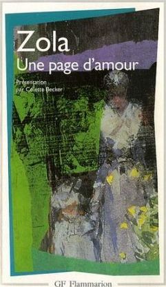 Une page d'amour Cover Image