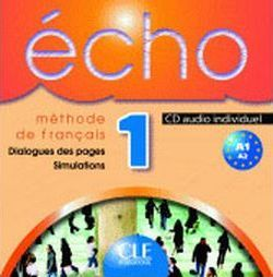 Echo : CD audio individuel