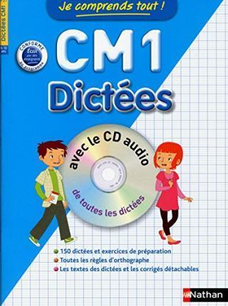 JE COMPRENDS TOUT DICTEES CM1 2012
