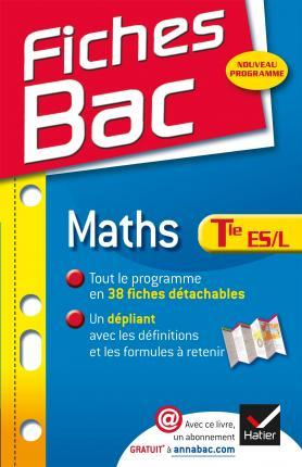 Fiches Bac Terminale