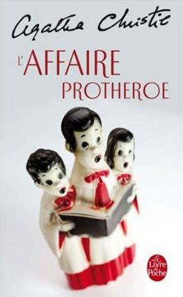 L'affaire Protheroe Cover Image