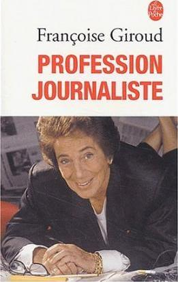 Profession journaliste Cover Image