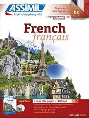 Pack MP3 French (Book + 1 mp3 CD)