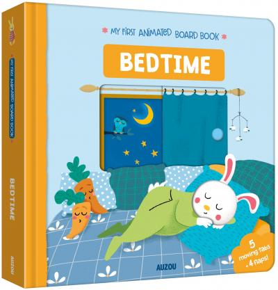 Bedtime : My First Animated Board Book