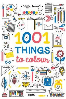 1001 Things to Colour