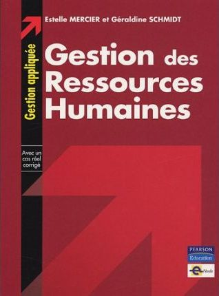 Gestion DES Ressources Humaines Gestion Appliquee