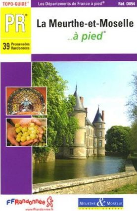 Meurthe-et-Moselle a Pied