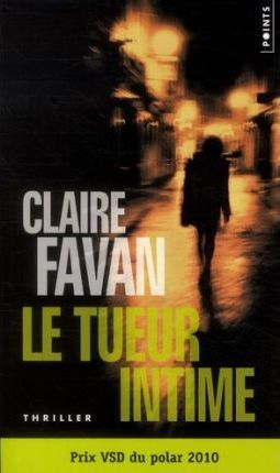 Tueur Intime(le) Cover Image