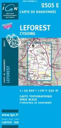 Leforest/Cysoing GPS