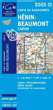 Henin-Beaumont/Carvin GPS