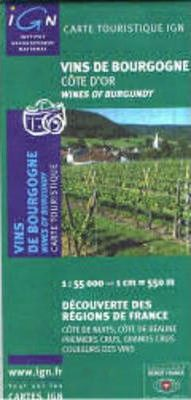 Wines of Burgundy - Cote d'Or reg F 2006