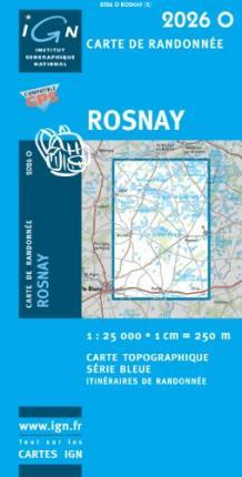 Rosnay GPS