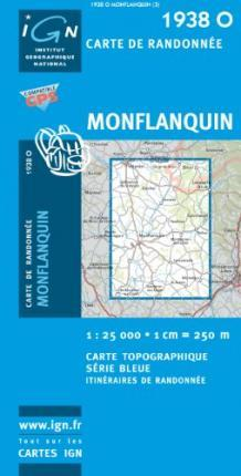 Monflanquin GPS