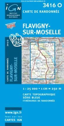 Flavigny-sur-Moselle GPS