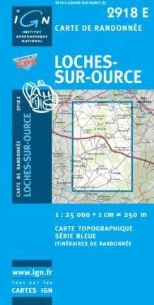 Loches-sur-Ource GPS
