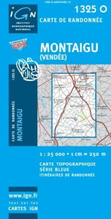 Montaigu (Vendee) GPS