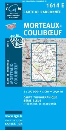 Morteaux-Couliboeuf GPS