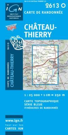 Chateau-Thierry GPS