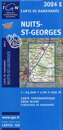 Nuits-St-Georges GPS