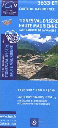 Val d'Isere/Haute Maurienne GPS