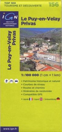 Le-Puy-en-Velay/Privas