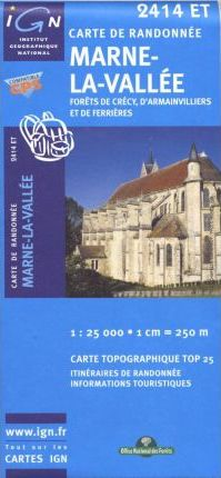 Marne-La-Vallee/Forets: Crecy, Armainvilliers, Ferrieres