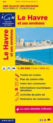 Le Havre & Surroundings