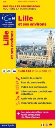Lille & Surroundings