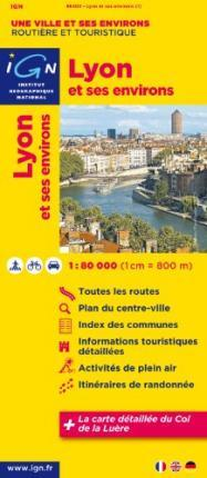 Lyon & Surroundings