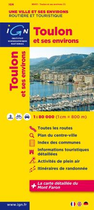 Toulon & Surroundings
