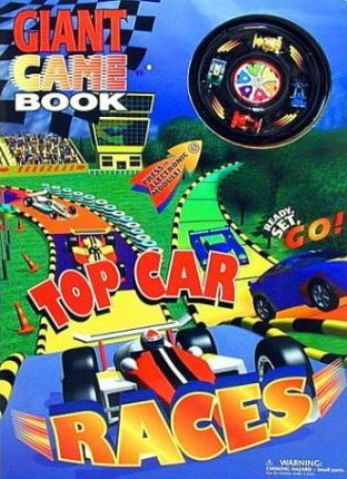 Giant Game Book - Top Racer