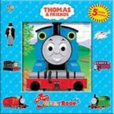 Thomas: My First Puzzle Book