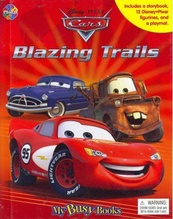 Disney Pixar Cars: Blazing Trails