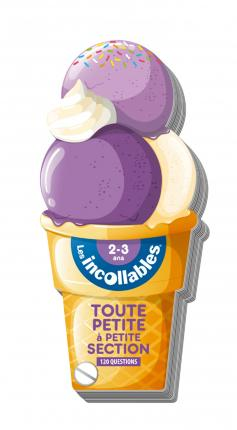 Incollables - Glace Toute Petite a Petite Section
