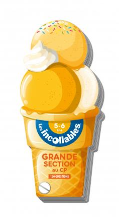 Incollables - Glace Grande Section a Cp