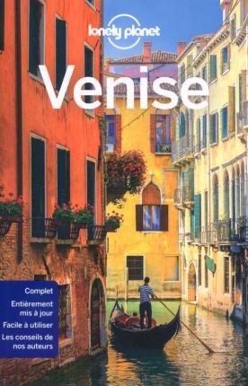 Lonely Planet Venise City Guide