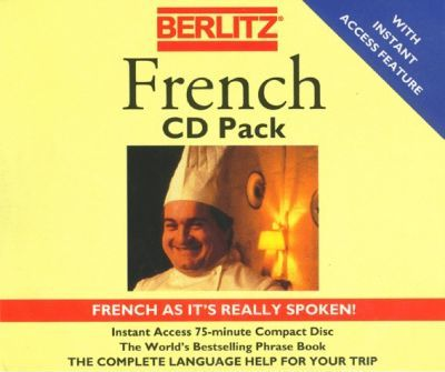 Berlitz Compact Disc French
