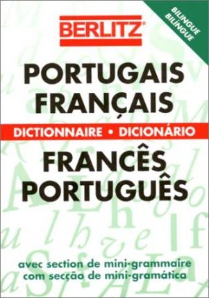 Pocket Dictionary: Portuguese/French
