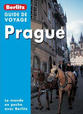 Berlitz Prague Pocket Guide in French