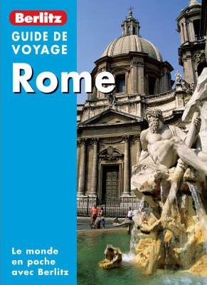 Berlitz Rome Pocket Guide in French