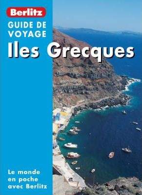 Berlitz Greek Islands of the Aegean Pocket Guide in French